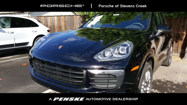 2018 PORSCHE CAYENNE PLATINUM EDITION AWD LOADED WITH VALUE Comes equipped with 14-Way Power Sea