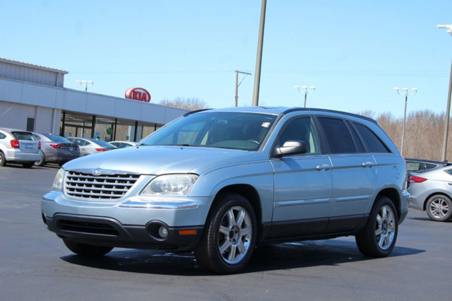 2005 CHRYSLER PACIFICA 4DR WAGON TOURING AWD KEY FEATURES AND OPTIONS Comes equipped with Air Con