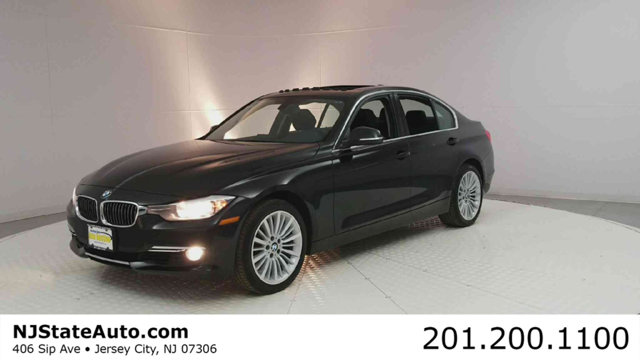 2013 BMW 3 SERIES 328I XDRIVE Clean CARFAX Black Sapphire Metallic 2013 BMW 3 Series 328i xDrive