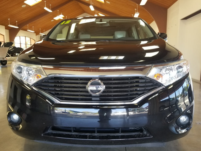 2012 NISSAN QUEST GREAT FOR FAMILREAR DVD SYSTEM KEY FEATURES AND OPTIONS Comes equipped with