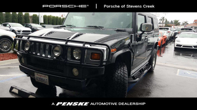 2003 HUMMER H2 4DR WAGON Air Conditioning Climate Control Dual Zone Climate Control Cruise Cont