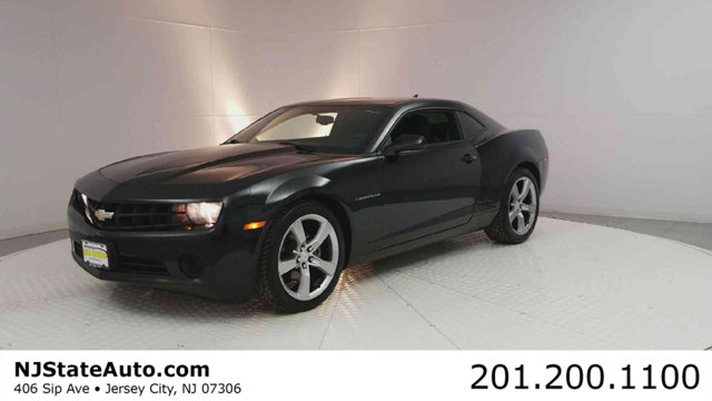 2011 CHEVROLET CAMARO 2DR COUPE 1LS Black 2011 Chevrolet Camaro 1LS RWD 6-Speed Manual 36L V6 SID