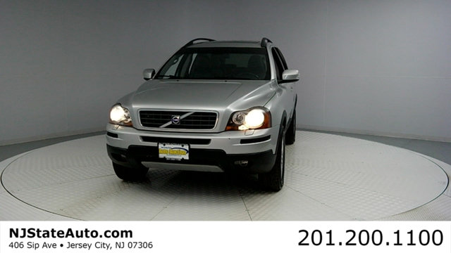 2009 VOLVO XC90 AWD 4DR I6 WSUNROOF3RD ROW CARFAX CERTIFIED WITH SERVICE RECORDS XC90 32