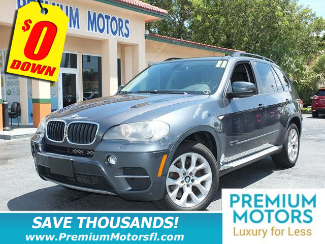 2011 BMW X5 35I LOADED CERTIFIED WARRANTY Dont Pay Retail Get low monthly payments on this ve
