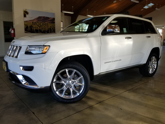 2015 JEEP GRAND CHEROKEE PANORAMIC MOONROOF4X4HEATE BUY WITH CONFIDENCE CARFAX 1-Owner Gran