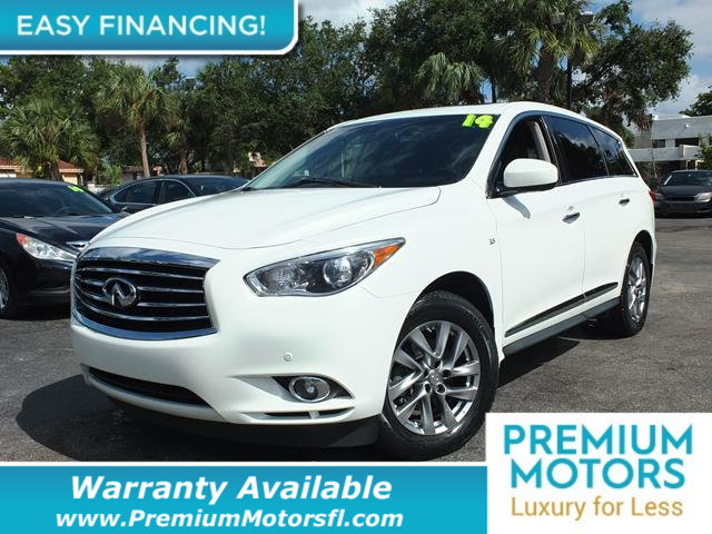 2014 INFINITI QX60 FWD 4DR LOADED CERTIFIED WE SAVE YOU THOUSANDS Dont Pay Retail Get low mon