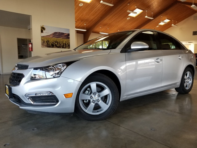 2016 CHEVROLET CRUZE ONE OWNERWELL MAINTAINEDAU REST EASY With its 1-Owner  Buyback Qualif