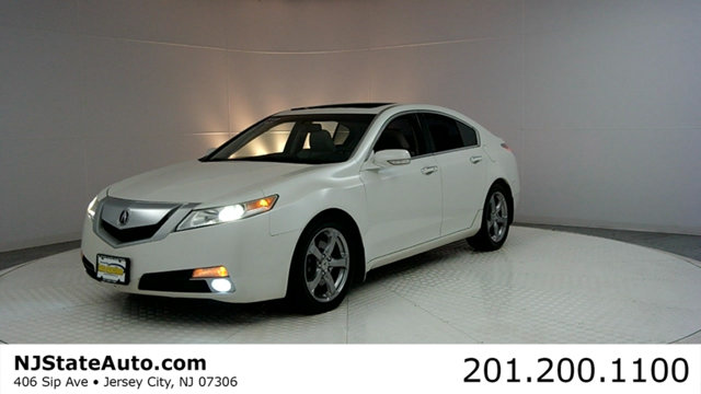 2009 ACURA TL 4DR SEDAN SH-AWD TECH CARFAX CERTIFIED WITH SERVICE RECORDS TL SH-AWD with Te