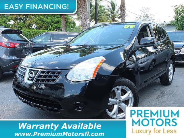2009 NISSAN ROGUE S LOADED CERTIFIED WARRANTY Dont Pay Retail Get low monthly payments on thi