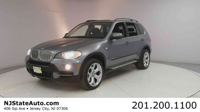2010 BMW X5 48I Space Gray Metallic 2010 BMW X5 xDrive48i AWD 6-Speed Automatic Electronic 48L V8