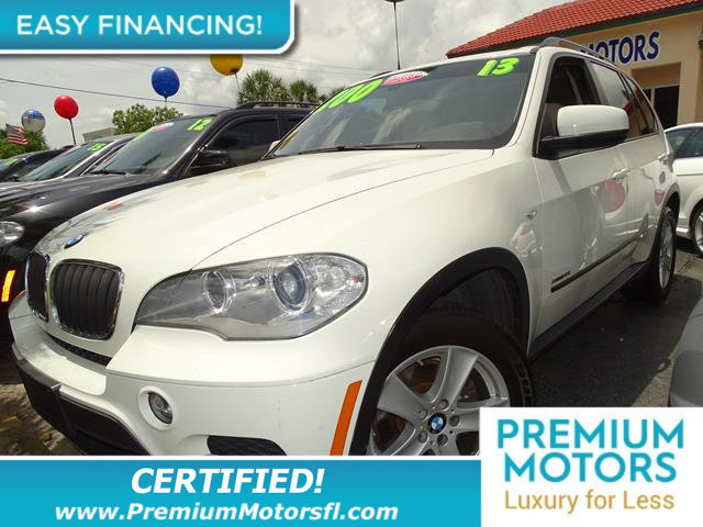 2013 BMW X5 XDRIVE35I SPORT ACTIVITY LOADED CERTIFIED WE SAVE YOU THOUSA