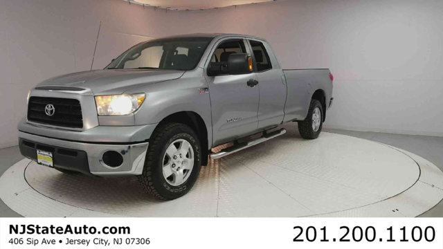 2007 TOYOTA TUNDRA 4WD DOUBLE 1646 57L V8 SR5 N Clean CARFAX Pyrite Mica 2007 Toyota Tundra S