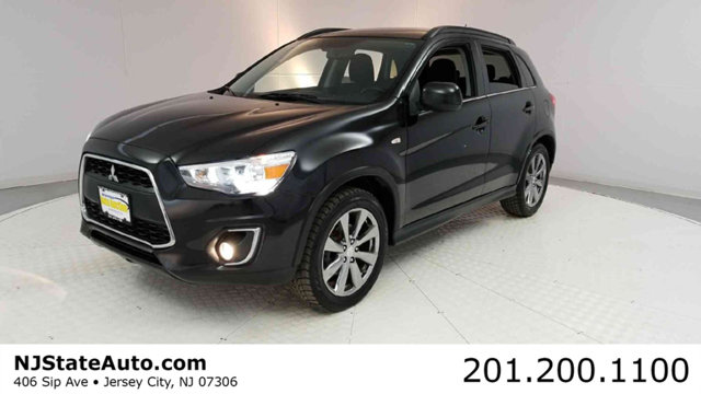 2013 MITSUBISHI OUTLANDER SPORT 2WD 4DR CVT LE This 2013 Mitsubishi Outlander Sport 4dr 2WD 4dr CV