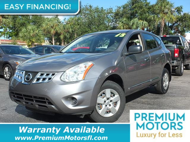 2013 NISSAN ROGUE  LOADED CERTIFIED WARRANTY Dont Pay Retail Get low monthly payments on this