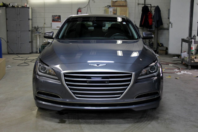 2015 HYUNDAI GENESIS 4DR SEDAN V6 38L AWD WARRANTY INCLUDED A Factory Warranty is included with t