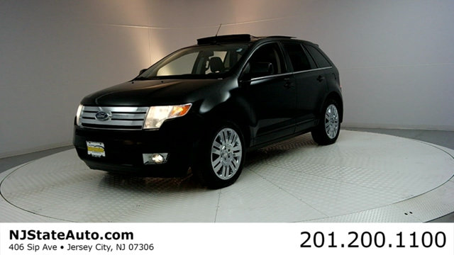 2008 FORD EDGE 4DR LIMITED AWD CARFAX CERTIFIED WITH SERVICE RECORDS Edge Limited AWD and