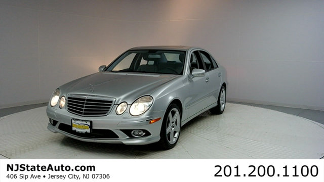 2009 MERCEDES E-CLASS E350 4DR SEDAN SPORT 35L 4MATIC CARFAX CERTIFIED WITH SERVICE RECORDS