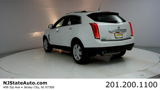 2014 CADILLAC SRX AWD 4DR LUXURY COLLECTION CARFAX One-Owner Clean CARFAX Platinum Ice Tricoat 2