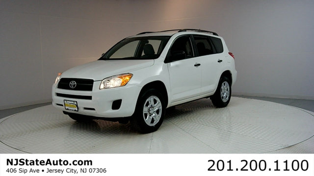 2012 TOYOTA RAV4 4WD 4DR I4 CARFAX CERTIFIED WITH SERVICE RECORDS 4WD A portable porter W