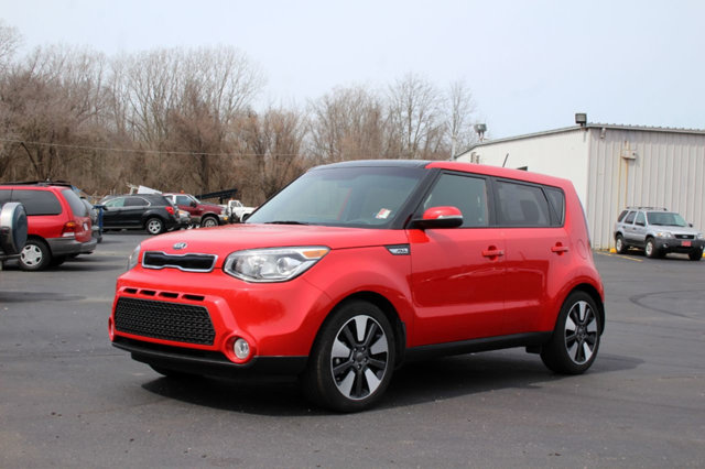 2015 KIA SOUL 5DR WAGON AUTOMATIC  WARRANTY INCLUDED A Factory Warranty is included with this ve