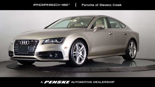 2012 AUDI A7 4DR HATCHBACK QUATTRO 30 PRESTI 18 x 85 7-Spoke Alloy Wheels ABS brakes AMFM rad