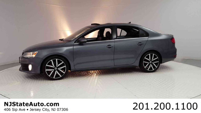 2012 VOLKSWAGEN GLI 4DR SEDAN MANUAL CARFAX One-Owner Clean CARFAX Platinum Gray Metallic 2012 V