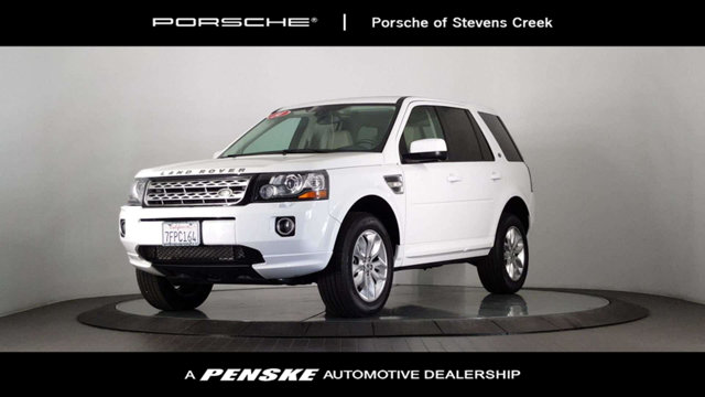 2014 LAND ROVER LR2 AWD 4DR CARFAX One-Owner Clean CARFAX White 2014 Land Rover LR2 4WD 6-Speed