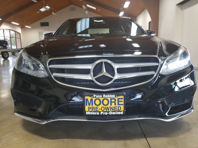 2014 MERCEDES E-CLASS ALL SERVICE RECORDS CLEAN CAR FA REST EASY With its Buyback Qualified CARFAX