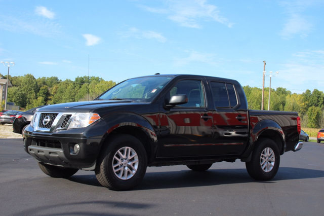 2016 NISSAN FRONTIER 4WD CREW CAB SWB AUTOMATIC SV WARRANTY A Factory Warranty is included with th