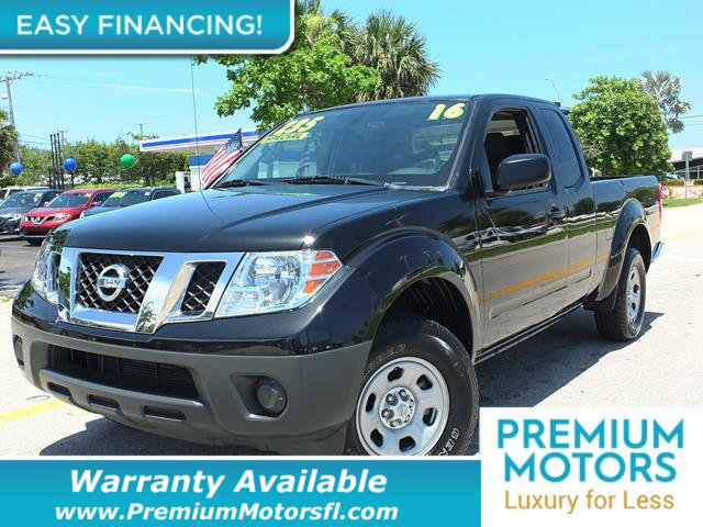 2016 NISSAN FRONTIER  LOADED CERTIFIED WARRANTY Dont Pay Retail Get low monthly payments on t