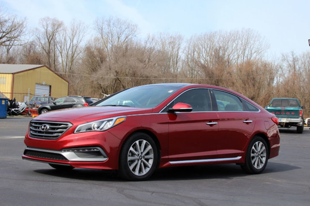 2016 HYUNDAI SONATA 4DR SEDAN 24L LIMITED WARRANTY INCLUDED A Factory Warranty is included with