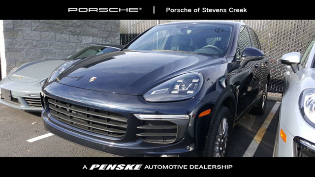 2015 PORSCHE CAYENNE AWD 4DR S E-HYBRID Air Conditioning Climate Control Dual Zone Climate Contr