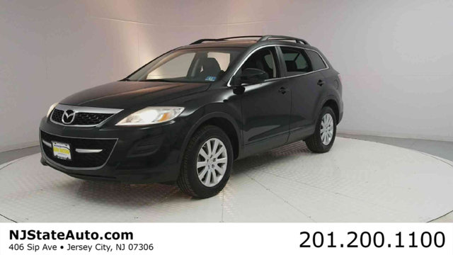 2010 MAZDA CX-9 AWD 4DR TOURING CARFAX One-Owner Brilliant Black 2010 Mazda CX-9 Touring AWD 6-Sp