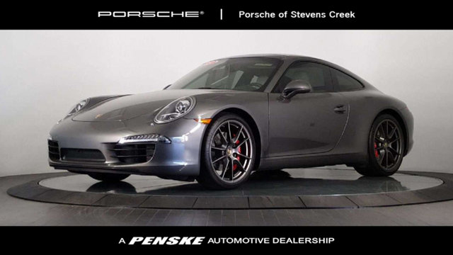 2013 PORSCHE 911 2DR CPE CARRERA S All the right ingredients GPS Nav Be the talk of the town whe