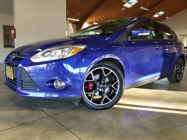2014 FORD FOCUS GAS SAVERHEATED LEATHER SEAT BUY WITH CONFIDENCE CARFAX Buyback Guarantee qua