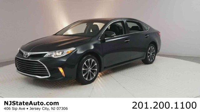 2016 TOYOTA AVALON 4DR SEDAN XLE CARFAX One-Owner Clean CARFAX Cosmic Gray Mica 2016 Toyota Aval