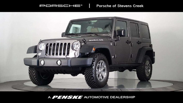 2014 JEEP WRANGLER UNLIMITED WRANGLER UNLIMI 4WD 4DR RUBICON LOADED LEATHER NAV and Low miles me