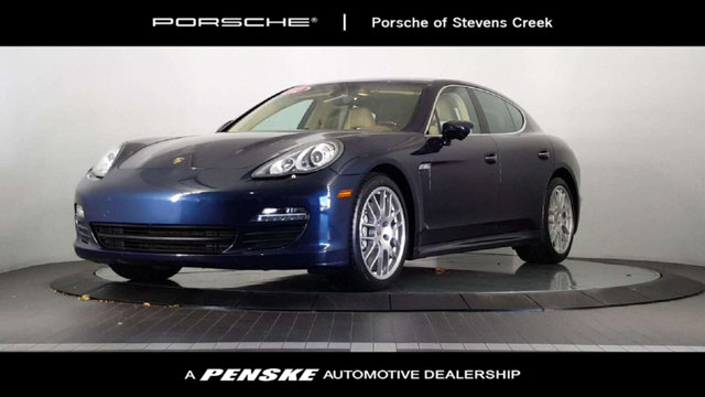 2012 PORSCHE PANAMERA 4DR HATCHBACK S Low Mileage Has a long life ahead The engine and transmiss