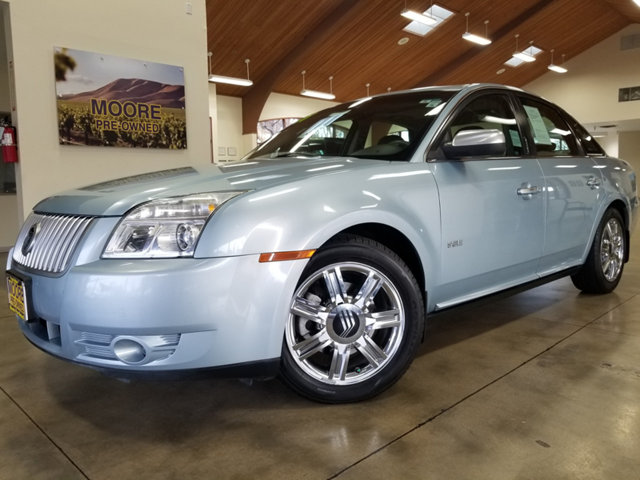 2008 MERCURY SABLE LOW MILESBLUETOOTHSTEERING W BUY AND DRIVE WORRY FREE Own this CARFAX 1-Ow