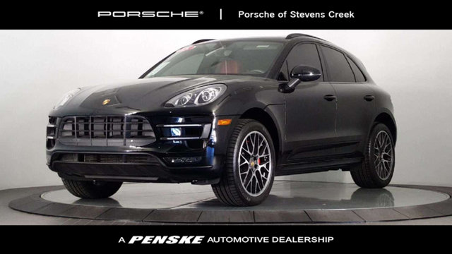 2015 PORSCHE MACAN AWD 4DR TURBO A proud one-owner vehicle Only one previous owner Come on down