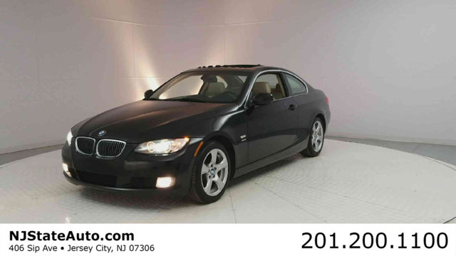 2010 BMW 3 SERIES 328I XDRIVE Jet Black 2010 BMW 3 Series 328i xDrive AWD 6-Speed Automatic Steptr