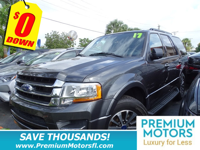 2017 FORD EXPEDITION XLT 4X2 LOADED SAVE THOUSANDS At Premium Motors we have relationships