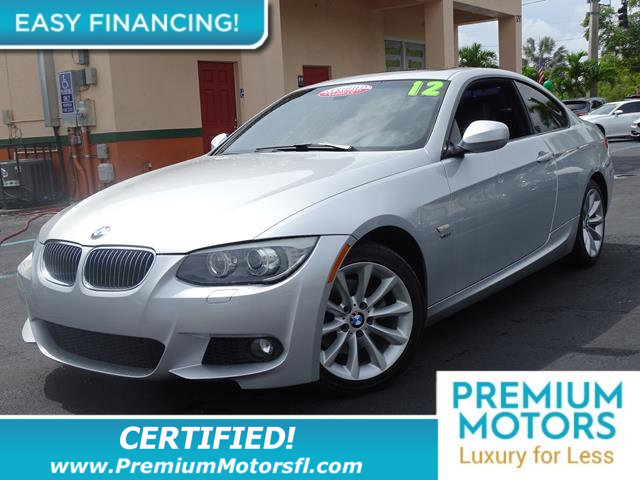 2012 BMW 3 SERIES 328I XDRIVE LOADED CERTIFIED WE SAVE YOU THOUSANDS Fully serviced just