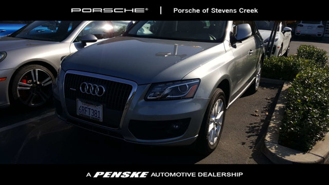 2011 AUDI Q5 QUATTRO 4DR 20T PREMIUM PLUS Go aheadspoil yourself Tons of room Be sure to tak