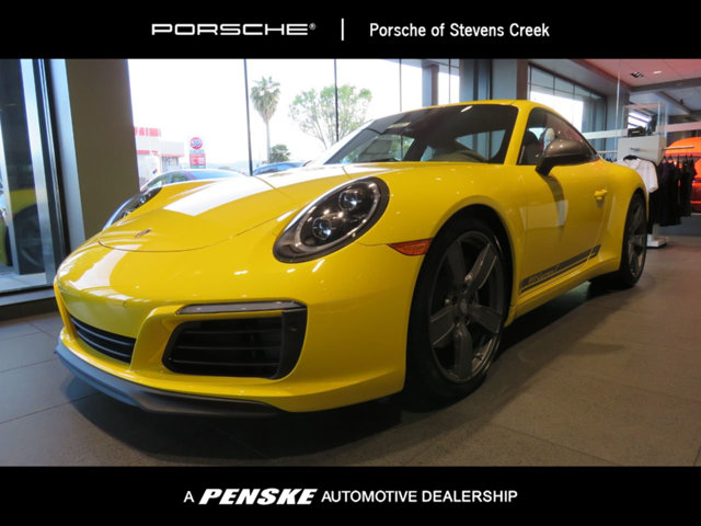 2018 PORSCHE 911 CARRERA T 911CARRERA T KEY FEATURES AND OPTIONS Comes equipped with Air Conditio