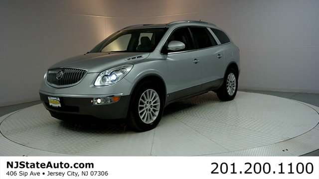 2009 BUICK ENCLAVE AWD 4DR CXL CARFAX CERTIFIED WITH SERVICE RECORDS Enclave CXL AWD AMF