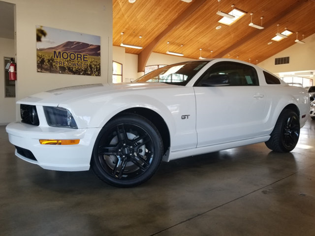 2006 FORD MUSTANG MANUALKEYLESS ENTRYPREMIUM BUY WITH CONFIDENCE CARFAX Buyback Guarantee q