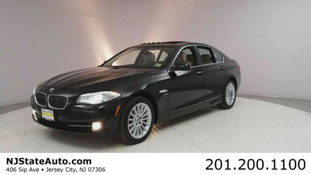 2011 BMW 5 SERIES 535I XDRIVE Black Sapphire Metallic 2011 BMW 5 Series 535i xDrive AWD 8-Speed Au