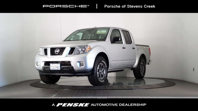 2016 NISSAN FRONTIER 2WD CREW CAB SWB AUTOMATIC DESER Cruise Control Tinted Windows Power Steeri