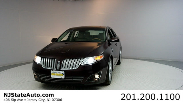 2011 LINCOLN MKS 4DR SEDAN 35L AWD WECOBOOST CARFAX CERTIFIED WITH SERVICE RECORDS MKS Ec